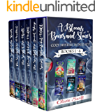 A Blooms, Bones and Stones Cozy Mystery Boxed Set Books 1 to 6