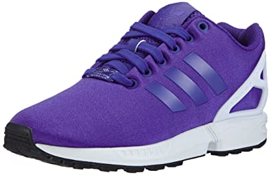 newest 95a50 944ea adidas Originals ZX Flux B34508, Unisex-Erwachsene Low-Top Sneaker, Blau (