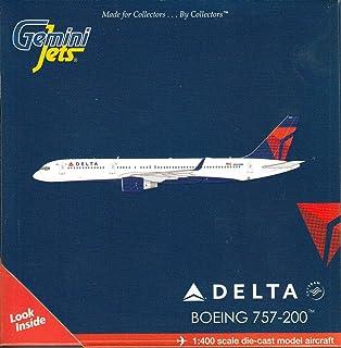 Amazon com: Delta 757-200 1/100 New Livery: Toys & Games
