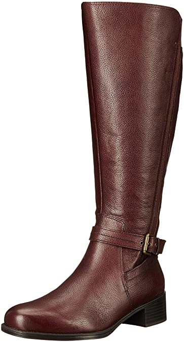 Naturalizer Women s Wynnie Wide Calf Riding Boot 65d918f02b
