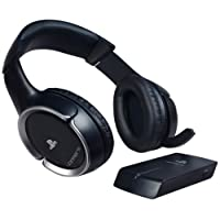 Officially Licensed PS3/PS4 RF-01 Wireless Stereo Gaming Headset
