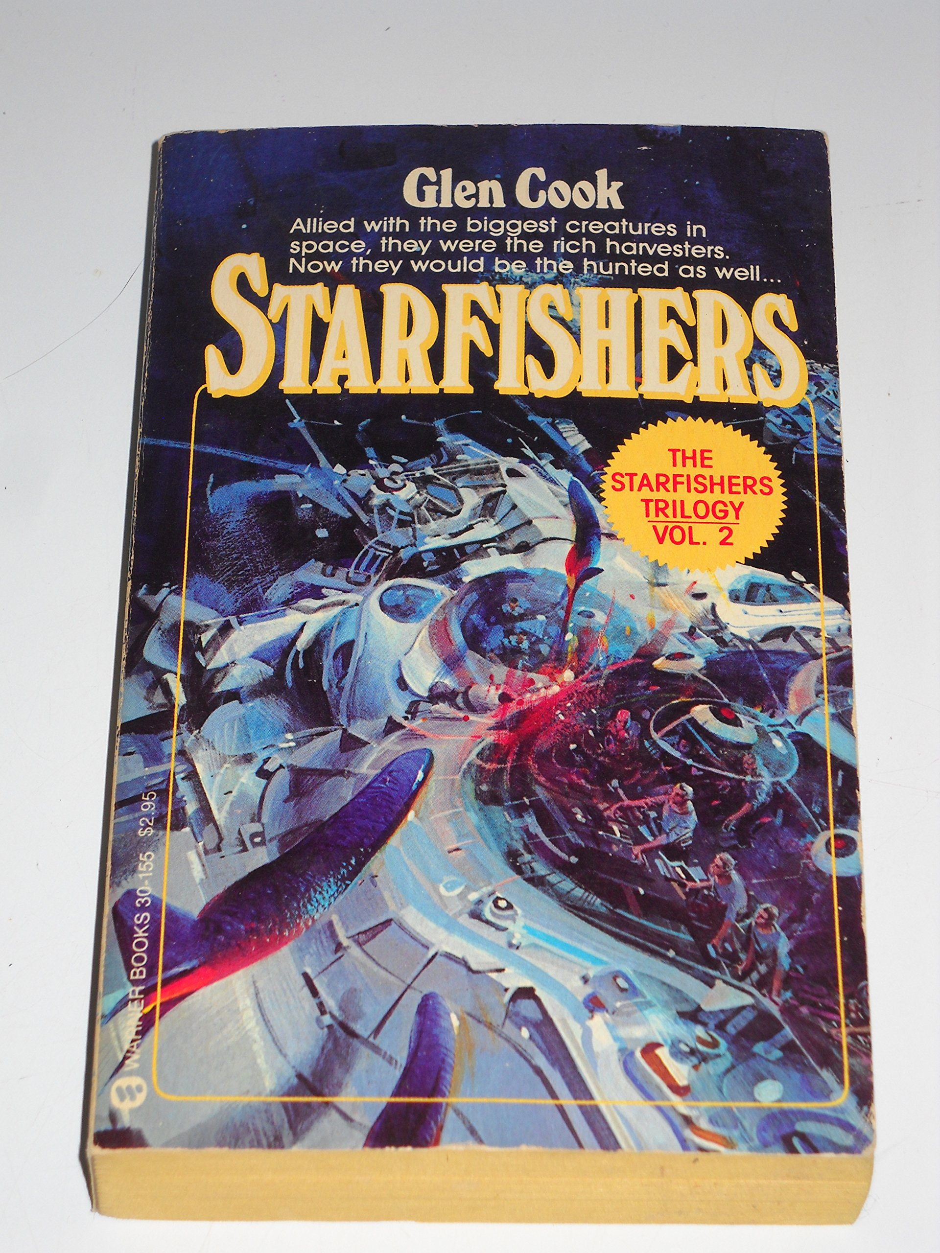 Starfishers (Starfishers Trilogy #2): Glen Cook ...