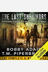 The Last Survivors Box Set: The Complete Post Apocalyptic Series (Books 1-6) Audible Audiobook