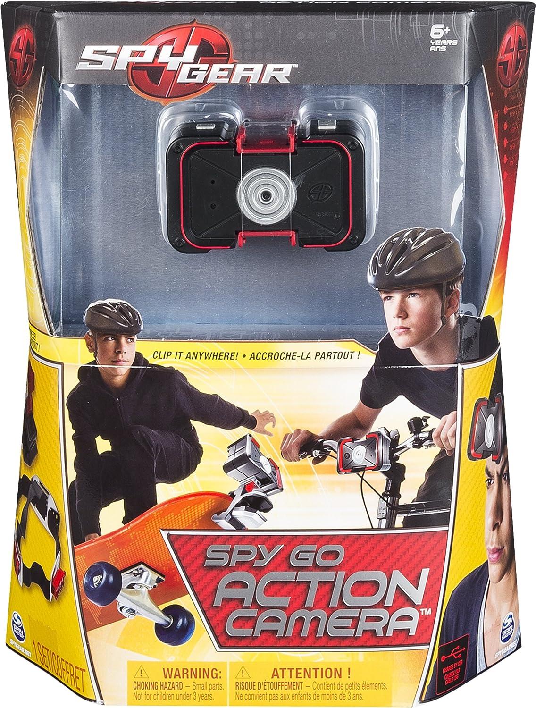 Spy Gear Spy Go Action Camera Portable With Strap /& Clip