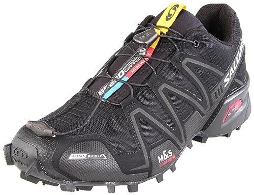 Salomon - Zapatillas para correr en montaña para mujer 12 US: Amazon.es: Zapatos y complementos