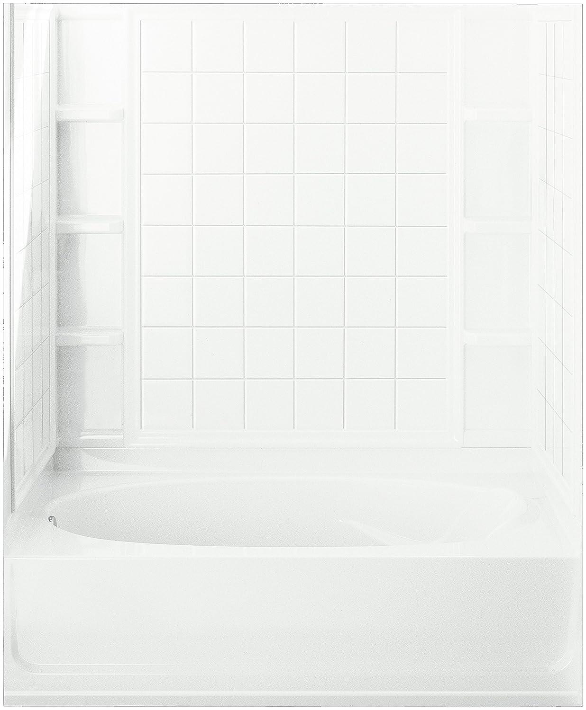 Sterling Plumbing 71100112-0 Ensemble AFD Bath Tub and Shower Kit ...