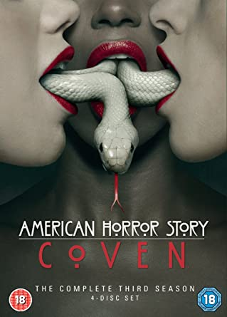 AMERICAN HORROR STORY TV Show PHOTO Print POSTER Asylum Coven Hotel Freak Show 4