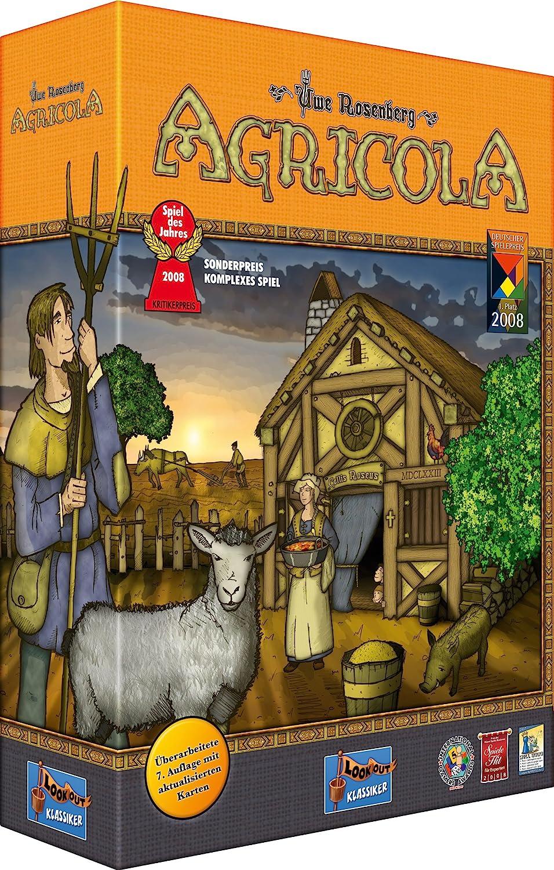 Lookout Games - Juego de Mesa, de 1 a 5 Jugadores (LOG00028 ...