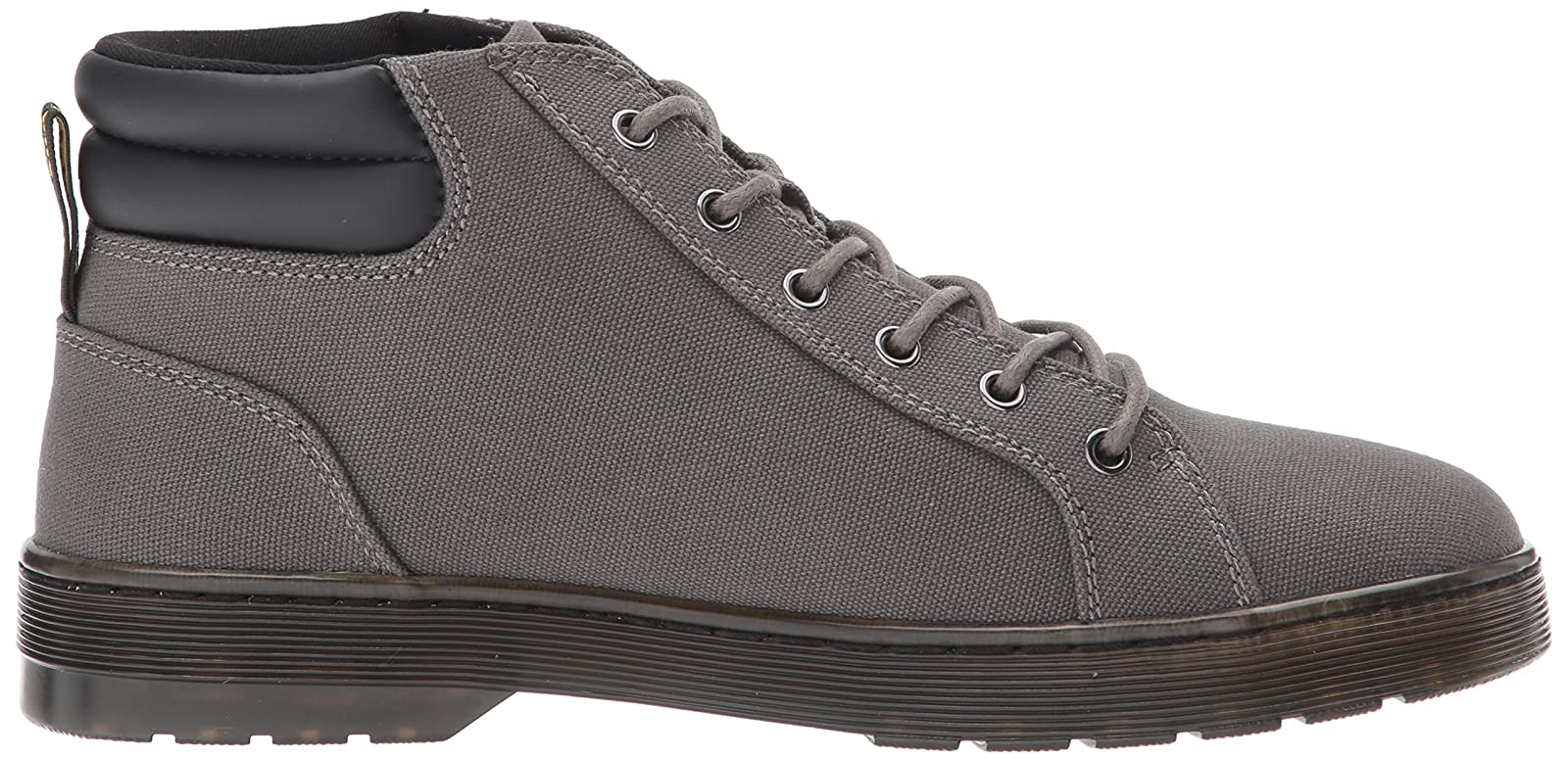 Dr. Martens Men's Plaza Gunmetal Fashion Boot R22864029 - 7