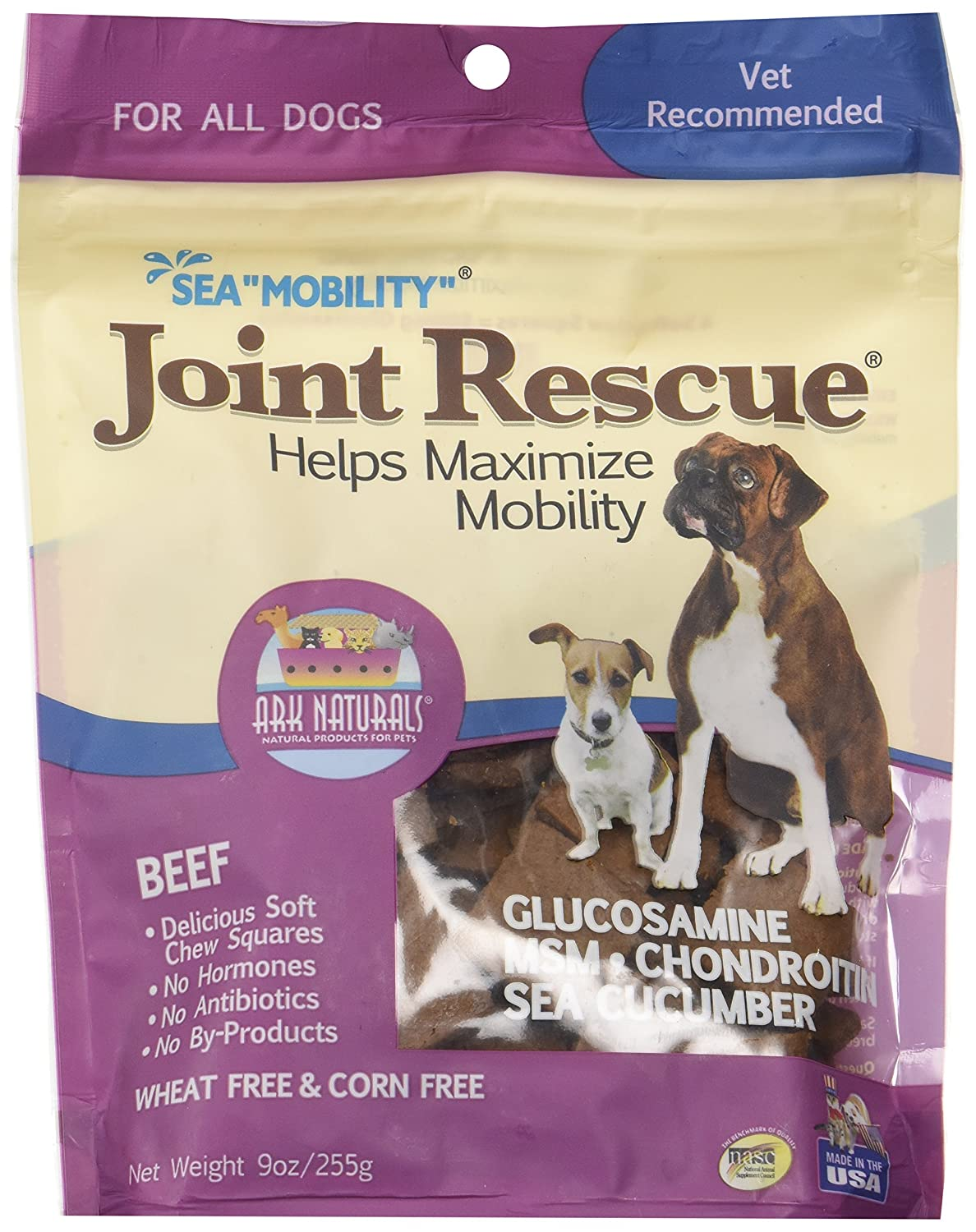 Ark Naturals Joint Rescue, Beef, 9 oz 632634200015