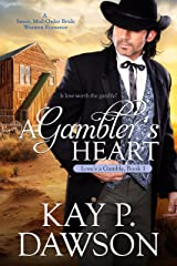 A Gambler's Heart (Love's A Gamble Book 1) Kindle Edition