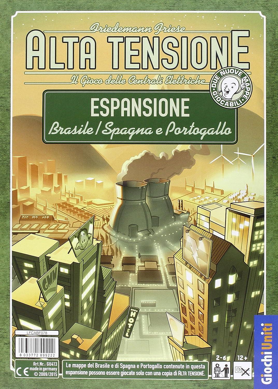 Giochi Uniti – Alta Tensión: Expansión Brasil/España/Portugal ...