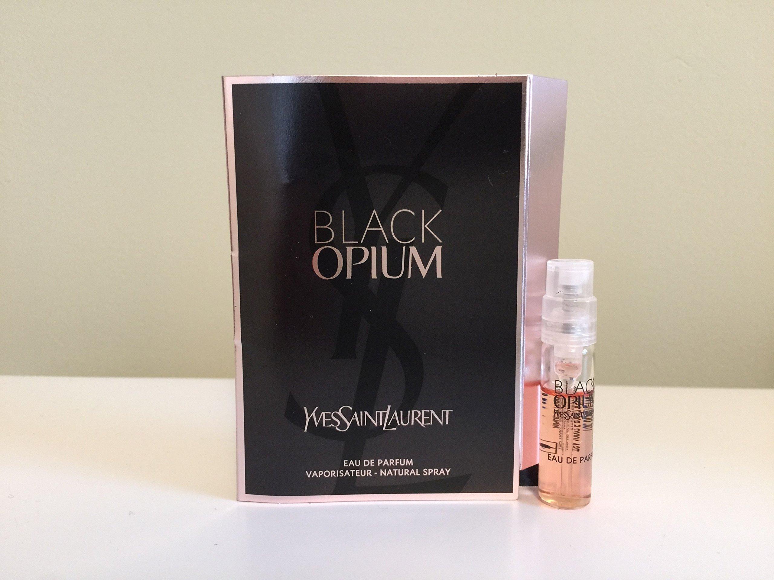 Amazon.com   Yves Saint Laurent Black Opium Eau De Parfum for women ... 6a8edeb1238