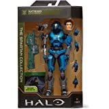 """HALO 6.5"""" The Spartan Collection – Kat-B320 Highly Articulated, Poseable with Weapon Accessories - Scaled to Play & Display"""