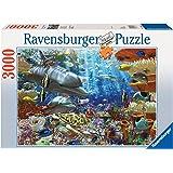 Ravensburger - 17027 -  Puzzle - Vie Sous-Marine - 3000 Pièces