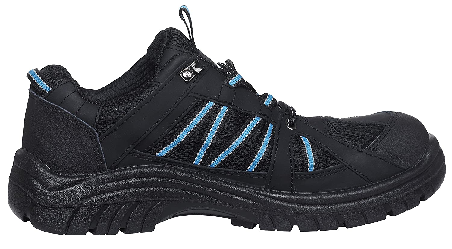 d24fb83ac36 Helly Hansen Workwear Safety Shoes S3 KOLLEN WW 78201 Helly Hansen Safety  Shoes, Leather, Black, black, 78201 - EN safety certified: Amazon.co.uk:  Business, ...