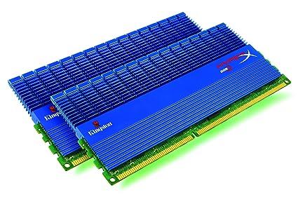 Kingston HyperX 4 GB Kit (2x2 GB Modules) 1066MHz DDR2 DIMM Desktop Memory KHX8500D2T1K2