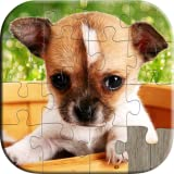 Cute Dog and Puppy Puzzles for Kids - Free Trial Edition - Fun and Educational Jigsaw Puzzle Game for Kids and Preschool Toddlers, Boys and Girls 2, 3, 4, or 5 Years Old