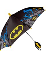 DC Comics Little Boys Batman Character Umbrella, Age 3-7