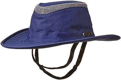 Amazon.com  Tilley Endurables Ltm6 Airflo Navy Hat (10nm06htlm6a4 ... 68ddb7ea79f3