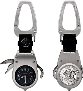 product image for Presidential Seal JFK Half Dollar Coin Multi-Tool Pocket Watch Compass