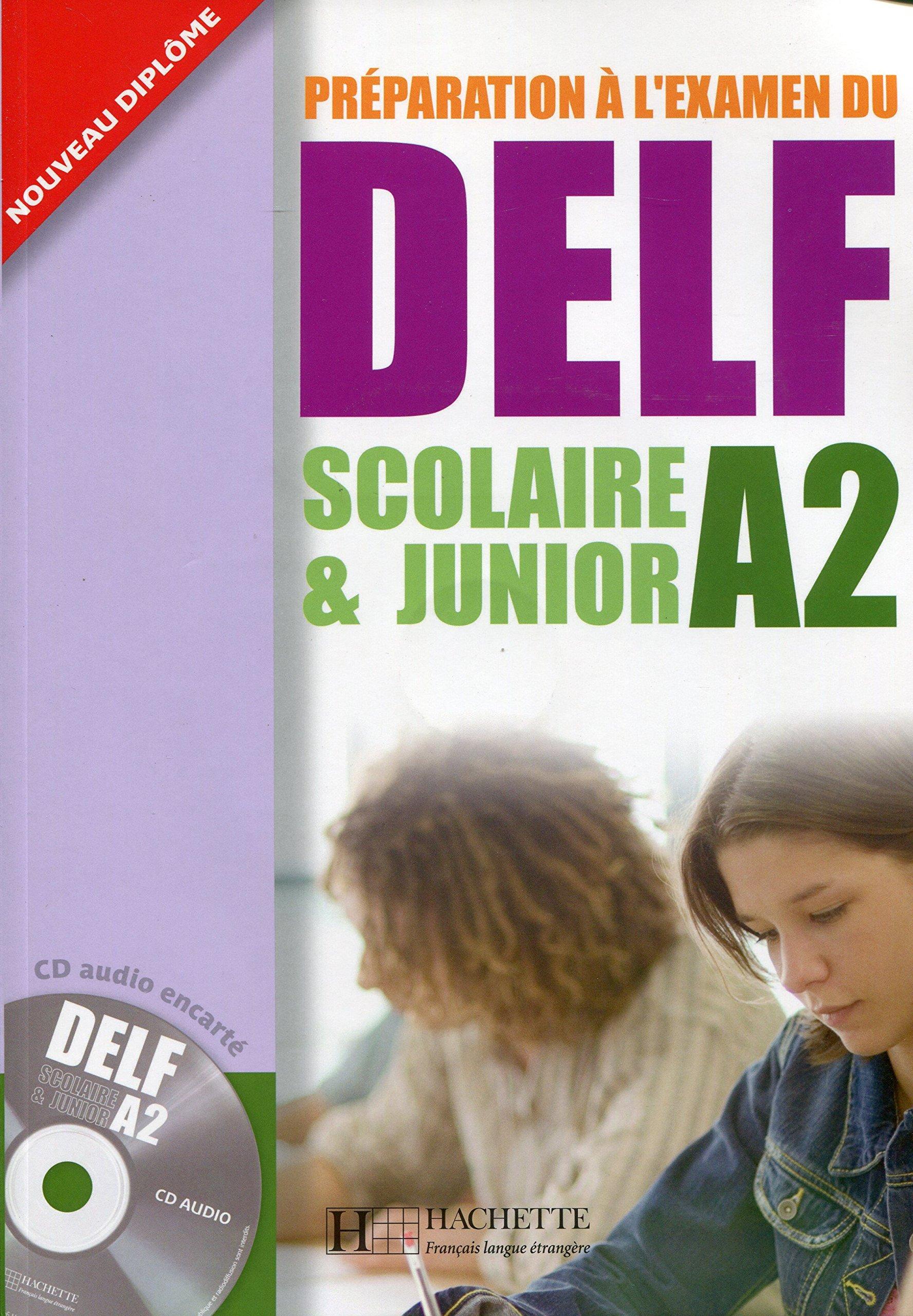 Delf scolaire et junior. A2. Livre de lélève con corrigés. Per le Scuole superiori. Con CD Audio: Amazon.es: Jane Cadwallader: Libros en idiomas ...