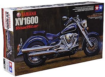 Tamiya - Maqueta de motocicleta escala 1:12 (T2M), color ...