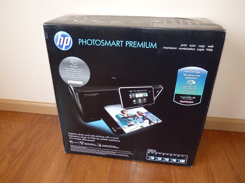 HP Photosmart Premium C310a All-in-One Wireless impresora de inyección de tinta: Amazon.es: Electrónica