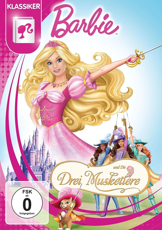 Barbie und Die Drei Musketiere Amazonde William Lau DVD  Bluray