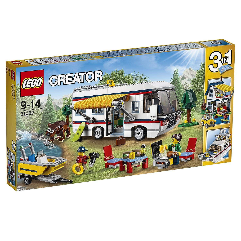 (European Version) LEGO Creator Camper 31052