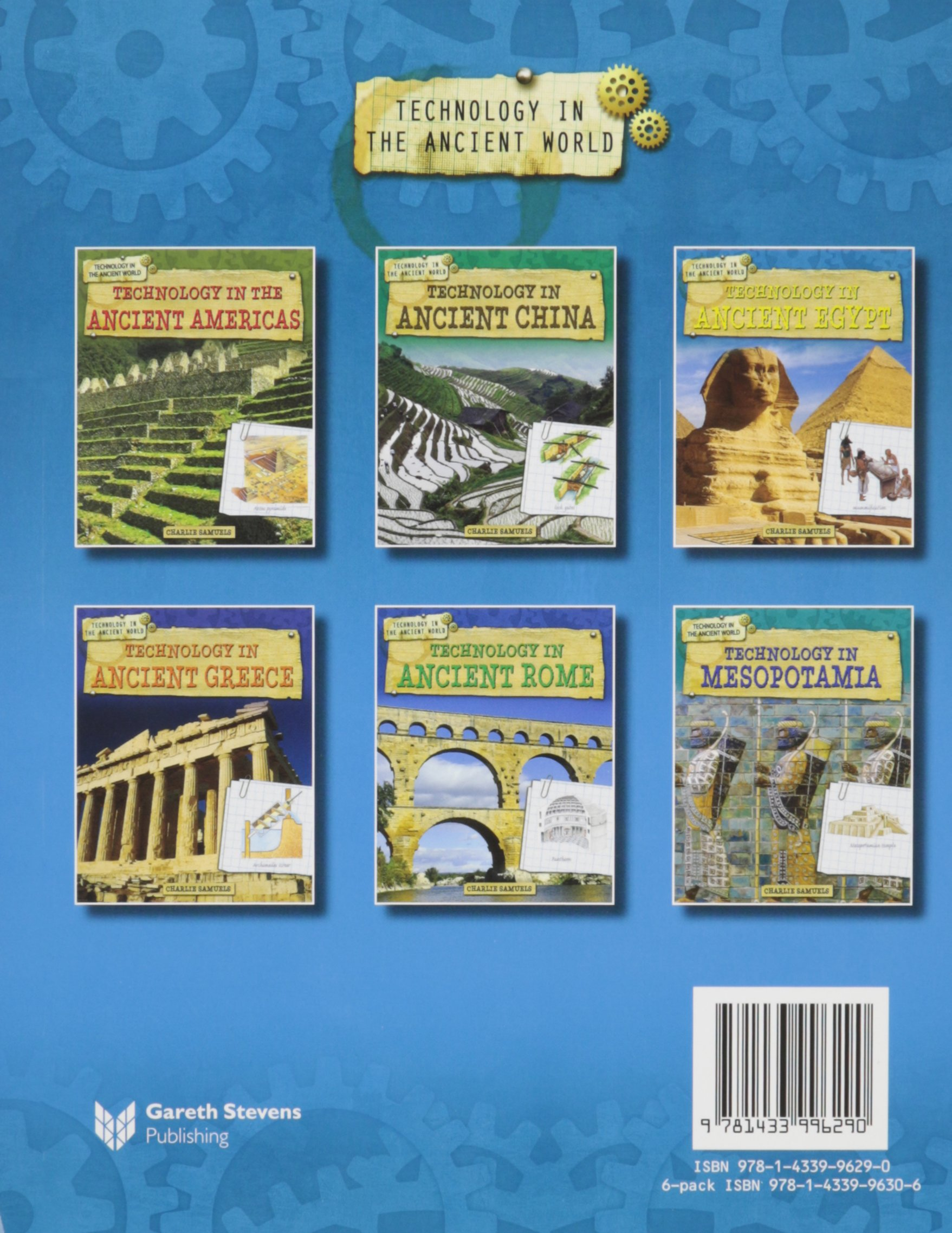 Technology in Ancient Egypt (Technology in the Ancient World) by Gareth Stevens Pub Learning library (Image #2)