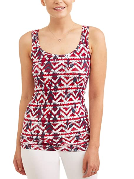82af328901dcd Image Unavailable. Image not available for. Color  Time and Tru Women s Rib  Tank Top ...