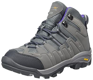Zapatos grises Regatta para mujer e2QteUgG