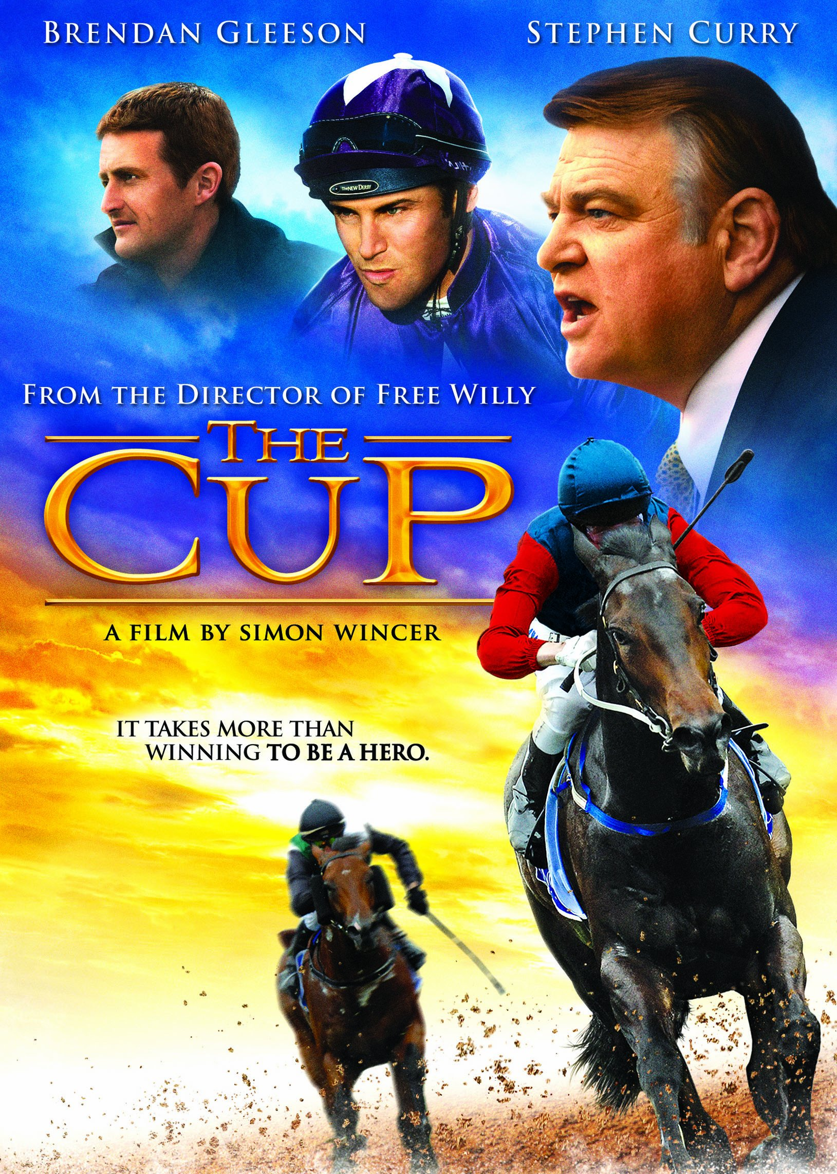 DVD : The Cup (Subtitled, AC-3, Dolby, Widescreen)