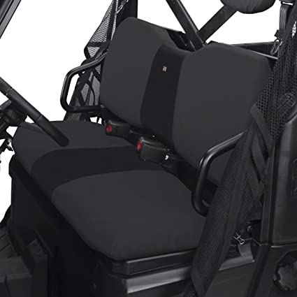 Terrific Classic Accessories Quadgear Utv Seat Cover For Polaris Ranger Xp Hd Bench Black Forskolin Free Trial Chair Design Images Forskolin Free Trialorg