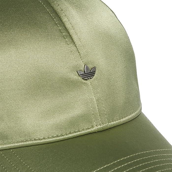 1344bf3ca32 adidas Originals Unisex D-Adi Cap (Tent Green Orange). Back. Double-tap to  zoom
