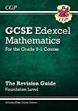 GCSE Maths Edexcel Revision Guide: Foundation - for the Grade 9-1 Course (with Online Edition)