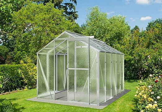 Invernadero Hobby tipo 5 Tamaño 197 x 251 x 202 cm (B X L X H)=5 m²: Amazon.es: Jardín
