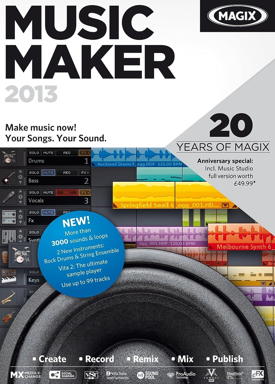 стили для magix music maker 2013 скачать