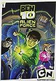 Ben 10: Alien Force,Season 1 Vols. 1-3