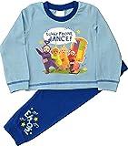Teletubbies Kids Boys Pjs Pyjamas Cotton Sleepwear Sizes 12 Months to 5 Years