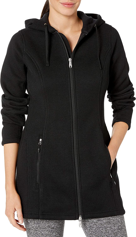 Spyder Womens Endure Long Full Zip Mid Wt Stryke Jacket