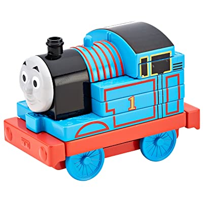 Thomas & Friends Fisher-Price My First, Thomas Stack-a-Track: Toys & Games