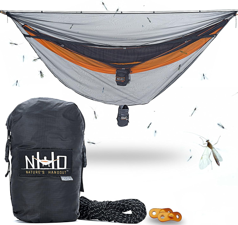 Nature's Hangout Hammock Bug Net - best hammock bug net