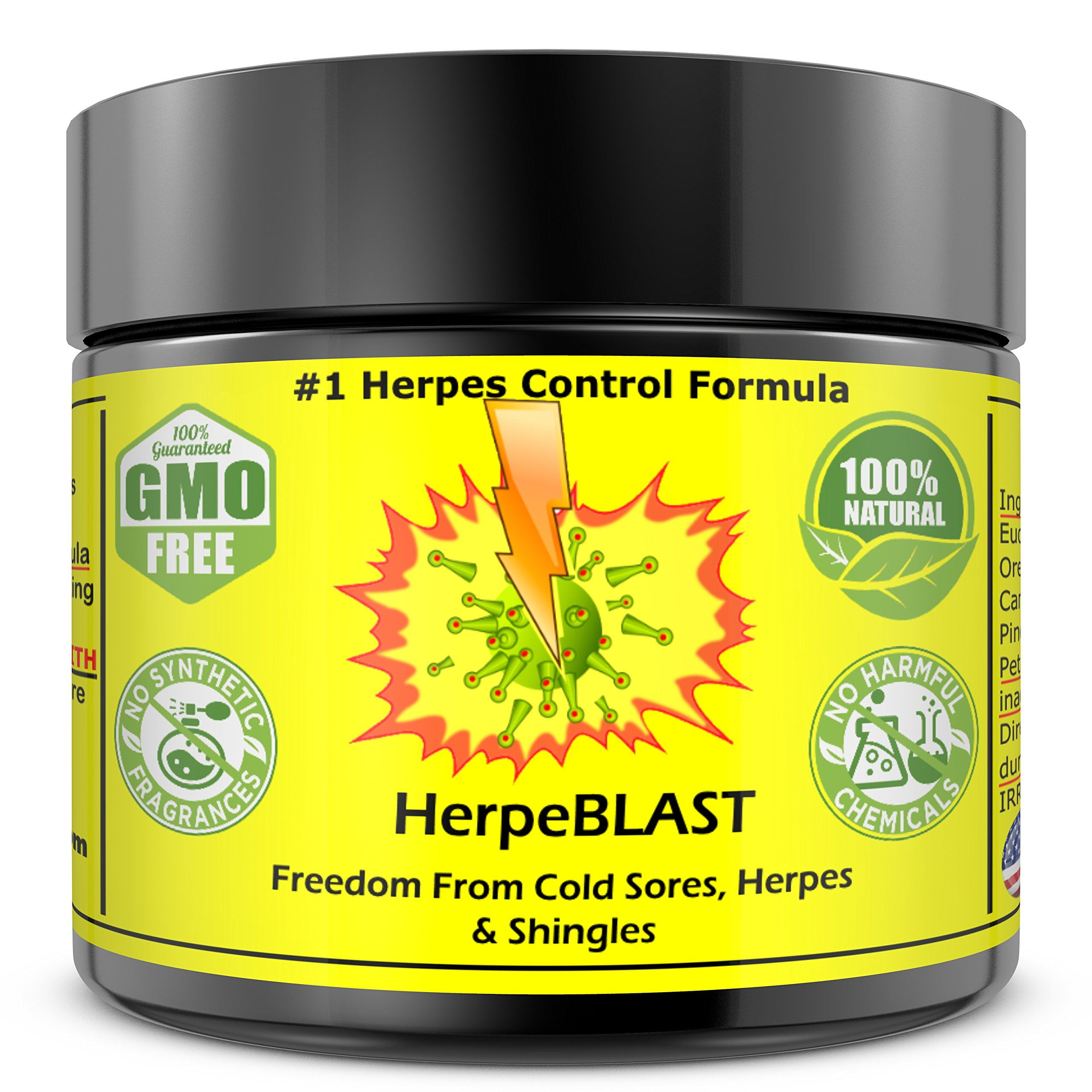 how to clear herpes breakout fast