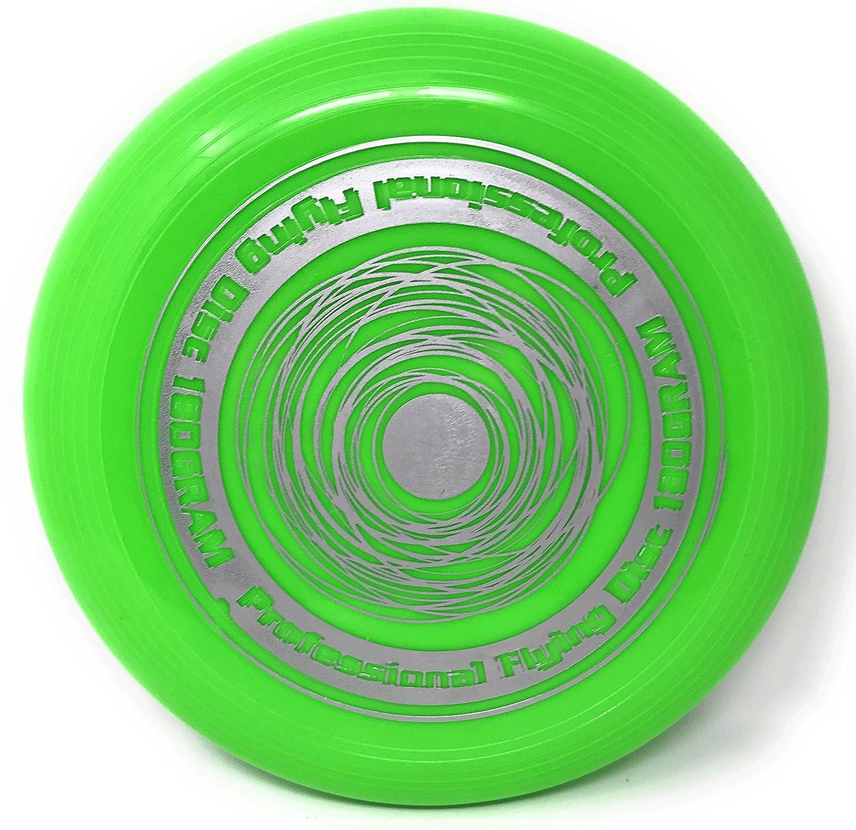hi-fly Professional Championship Flying Disc、180グラム 180 Gram グリーン B07DPV6V6D