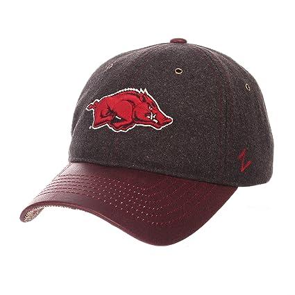 Buy ZHATS NCAA Arkansas Razorbacks Adult Men Alum Heritage Collection Hat 449d2a36f384