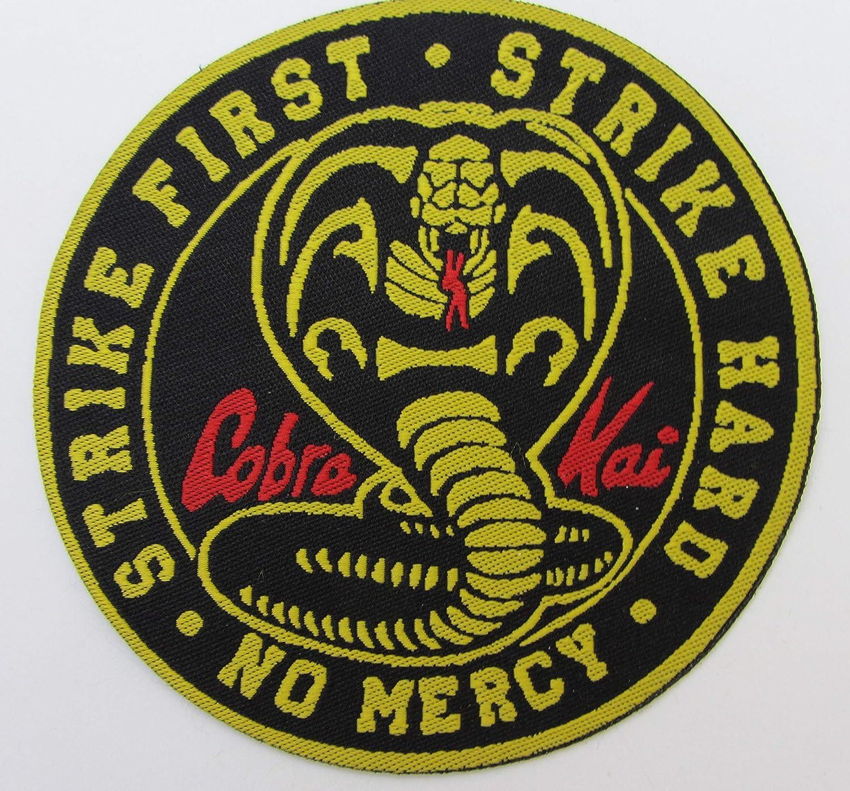 Cobra Kai Karate Kid Patch