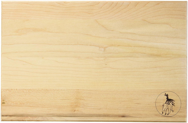 J.K. Adams 12 by 8-Inch Pro-Classic Board, Maple PRO-1208