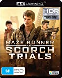 BLU: MAZE RUNNER: SCORCH TRIALS (2018 REFRESH)(UHD)